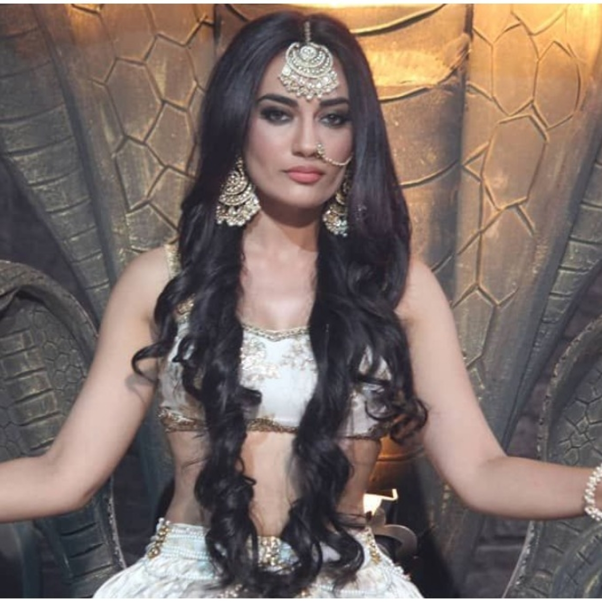 Same to same: Surbhi Jyoti compares 'biggest brand' 'Naagin' to 'Wonder Woman'!