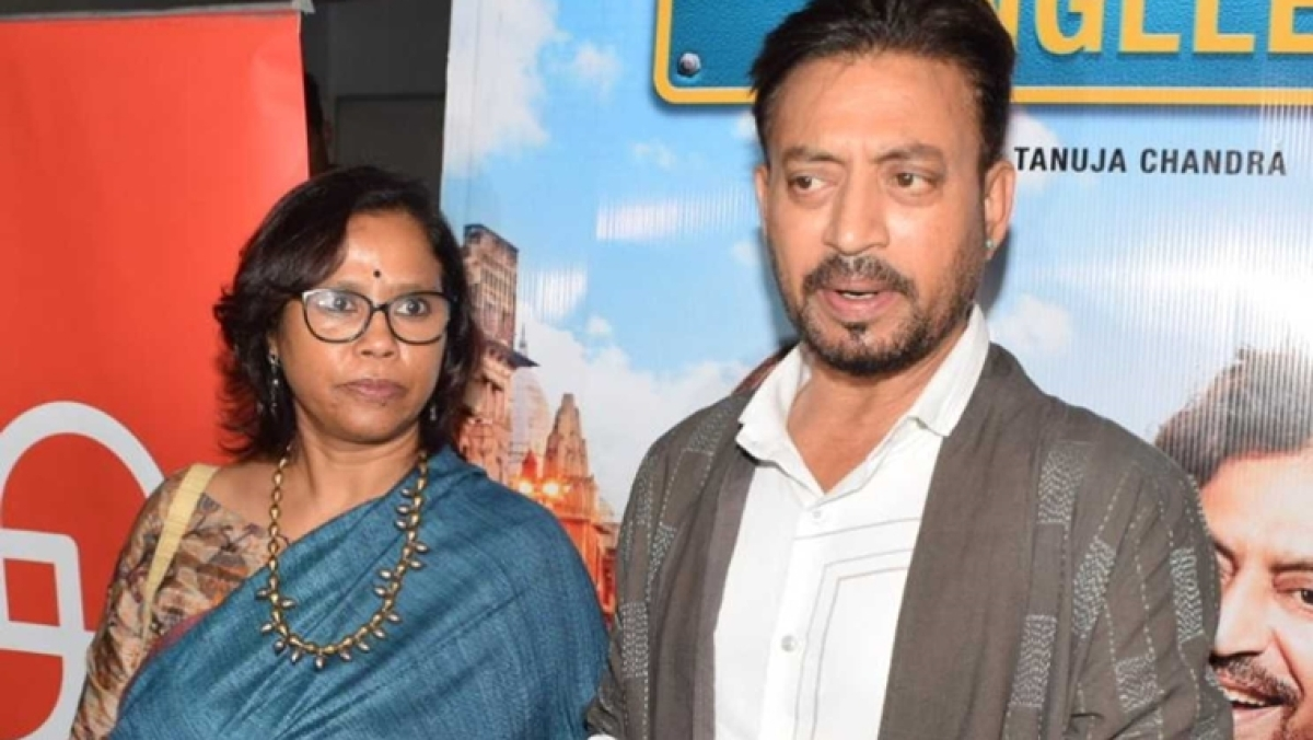 'Couldn't get hospital bed because he was not Chhota Rajan': Irrfan Khan's wife Sutapa mourns relative's death
