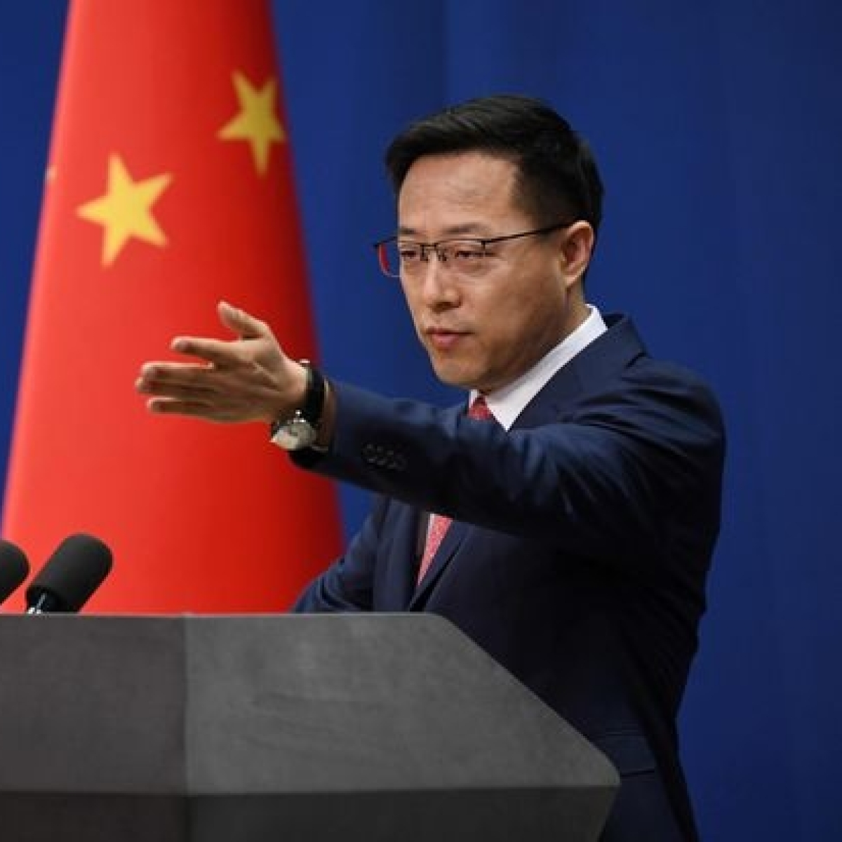China denies US allegations of conducting nuclear test