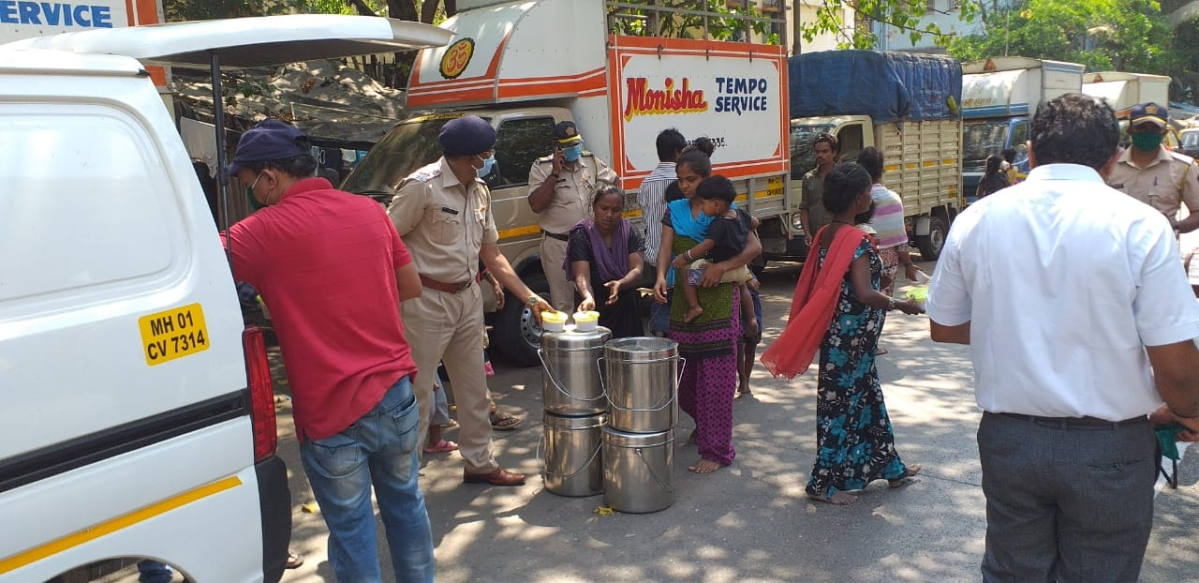 Coronavirus in Mumbai: CRISIL's '10k meals project' helps the needy affected by lockdown