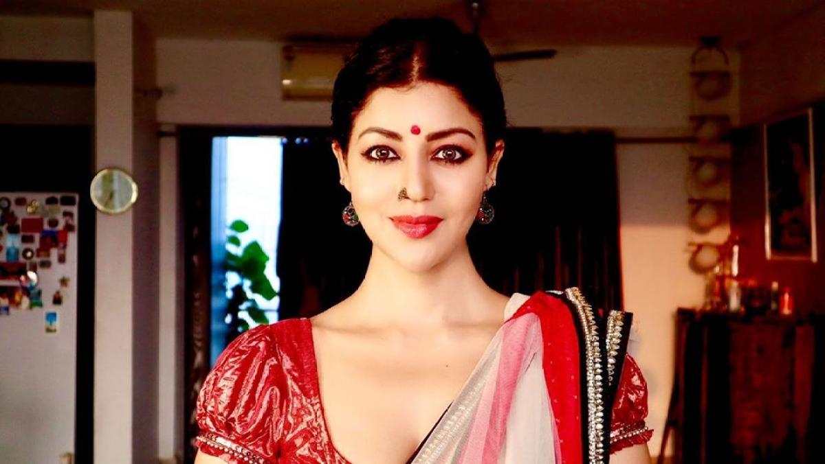 Watch: Debina Bonnerjee turns into 'Taarak Mehta Ka Ooltah Chashmah's Dayaben