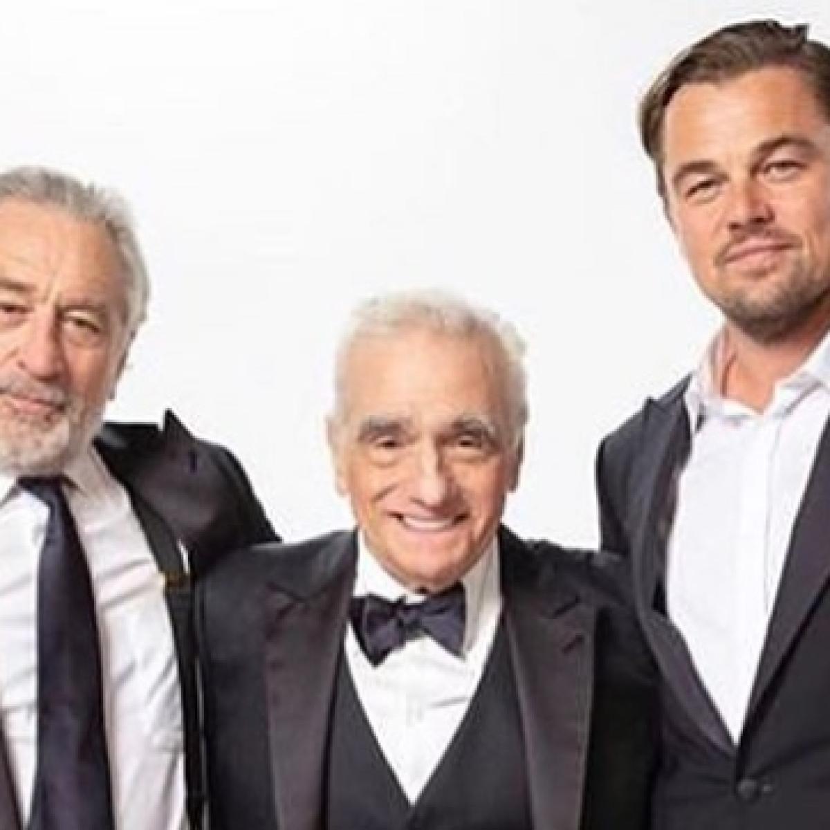 Leonardo DiCaprio, Robert De Niro offer Martin Scorsese movie role to raise money for food fund