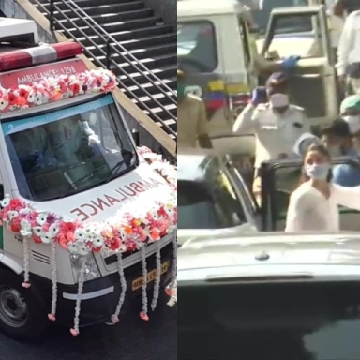 Rishi Kapoor funeral: Alia, Kareena, Saif and others arrive at the crematorium for last rites