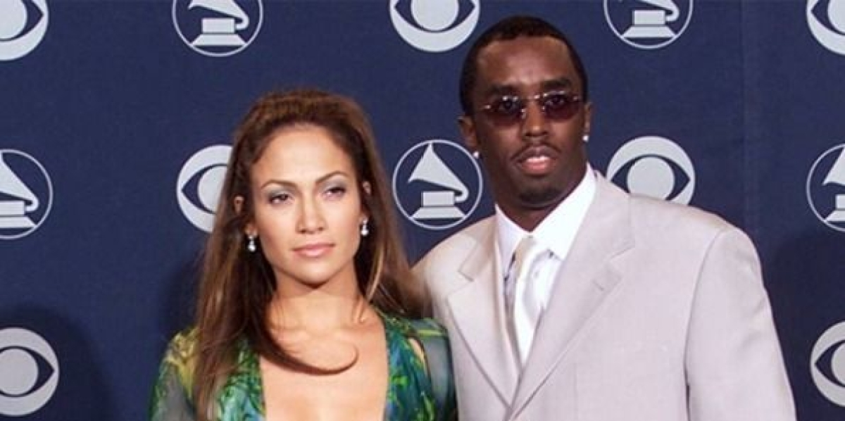 Diddy reunites with ex-flame Jennifer Lopez on Instagram Live during his dance-a-thon fundraiser