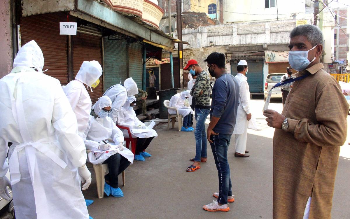 Coronavirus in Mumbai: 25 Tabligh-e -Jamaat event attendees arrested in Mumbai after their quarantine period ends