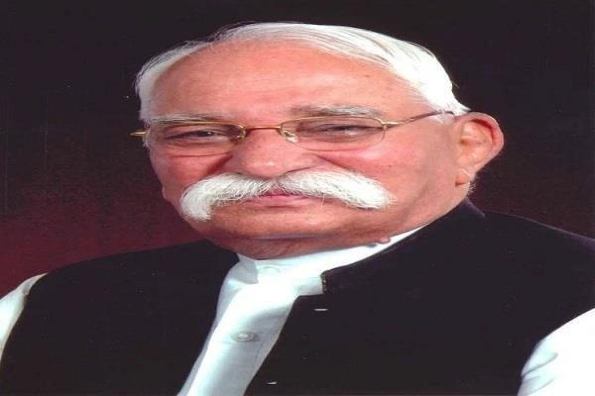 Senior Congress leader Hazarilal Raghuwanshi passes away at 93