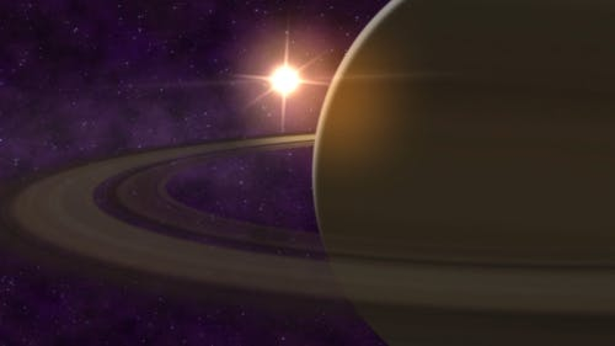 Why Saturn is such a 'hot head'?