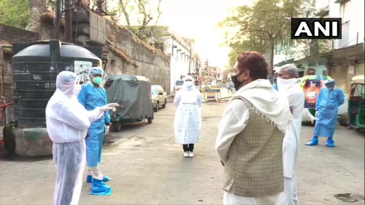 Coronavirus in Bhopal: Cops assault AIIMS doctors, blame them for coronavirus spread