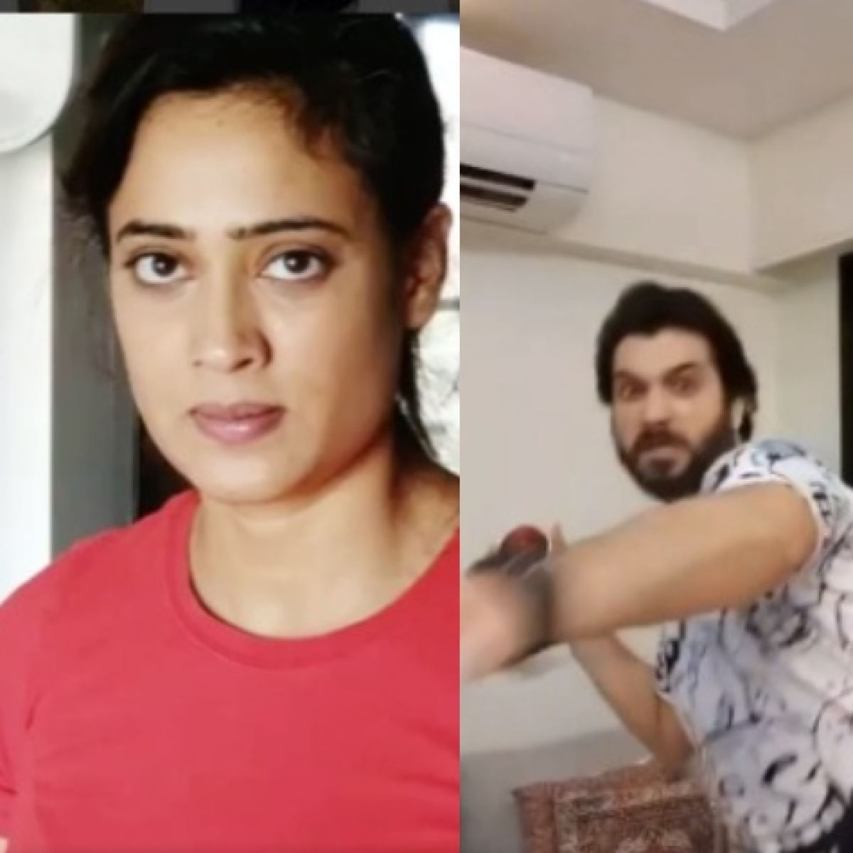 Hit Me Challenge: TV actors accused of promoting domestic violence amid lockdown