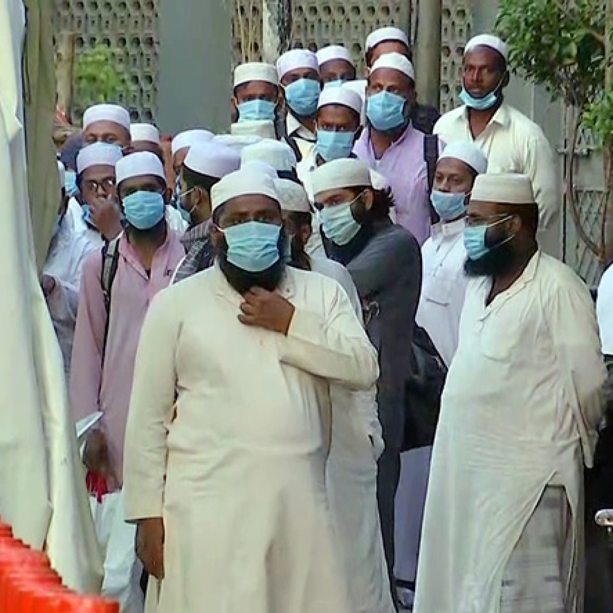 Coronavirus update: Tablighi Jamaat chief, others booked for culpable homicide