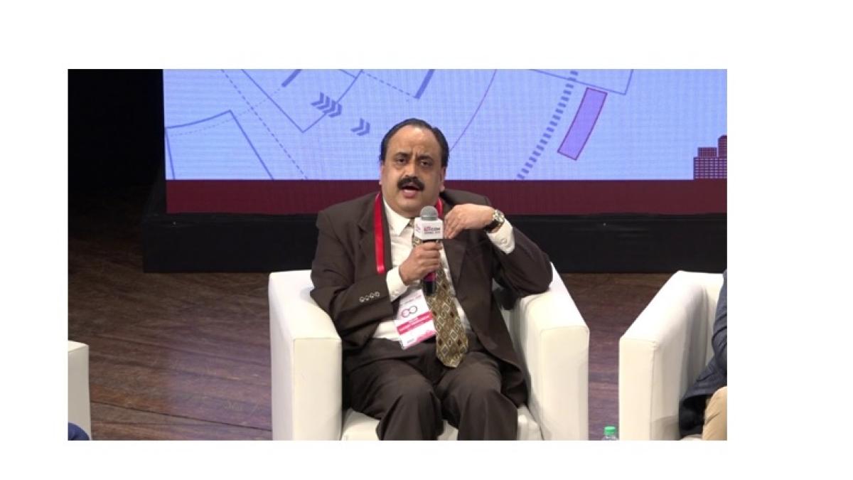 VICCO Director, Sanjeev Pendharkar speaks at 'The Corporate Punch'
