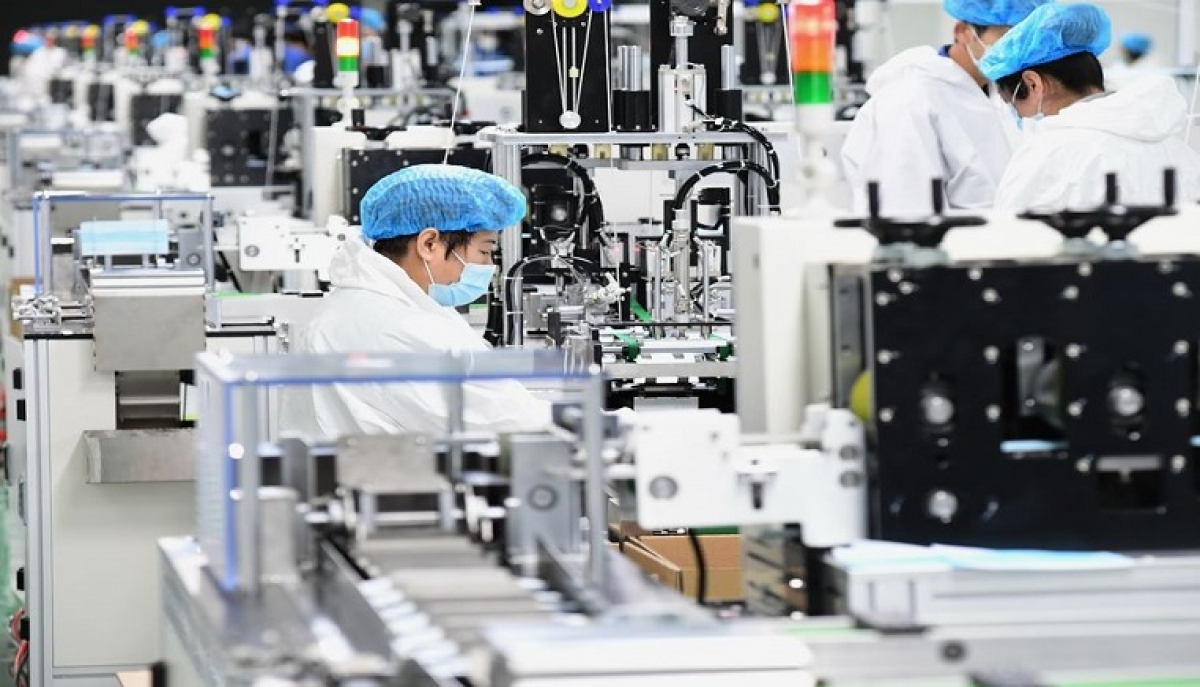 Industrial production declines 16.6% in June