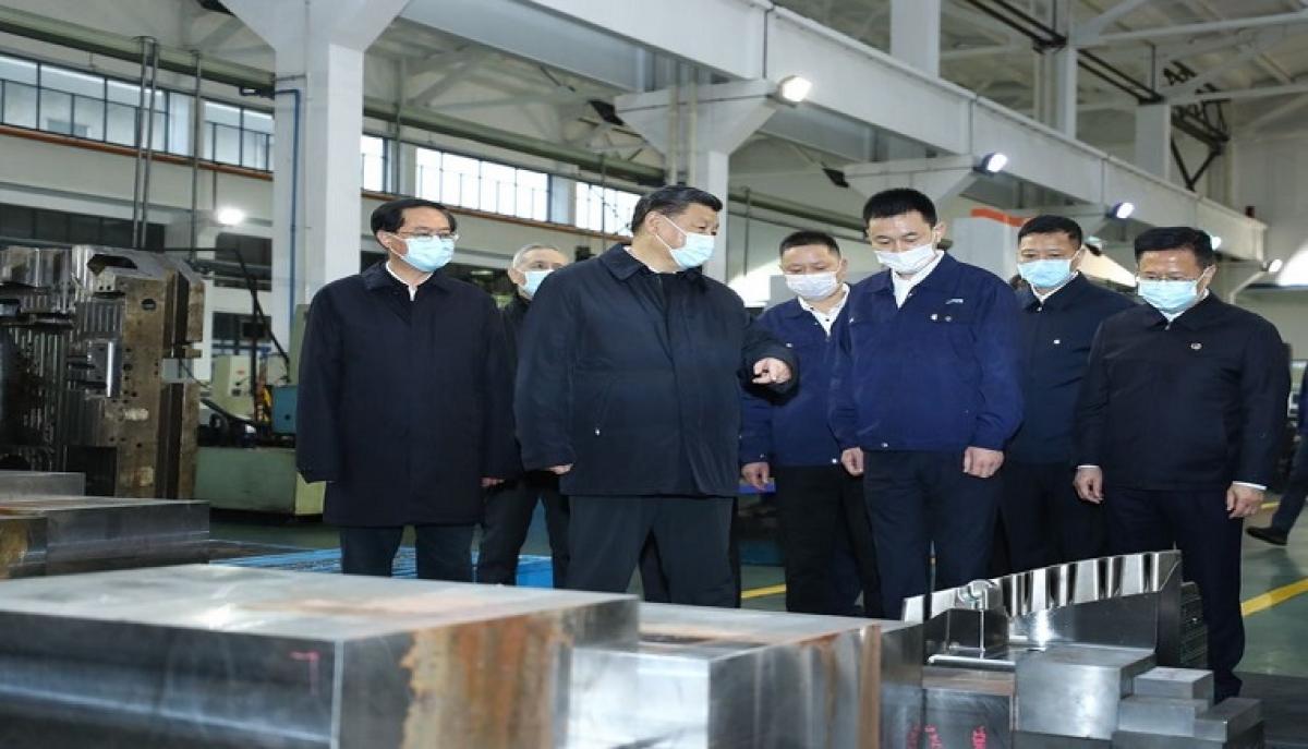 Xi chairs leadership meeting on regular epidemic control, economic work