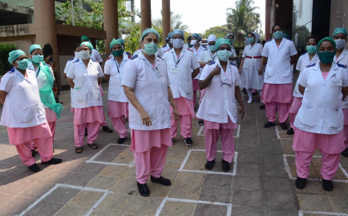 Mumbai: After Kasturba Hospital, Cooper Hospital staff protest lack of safety gear, assault on nurse