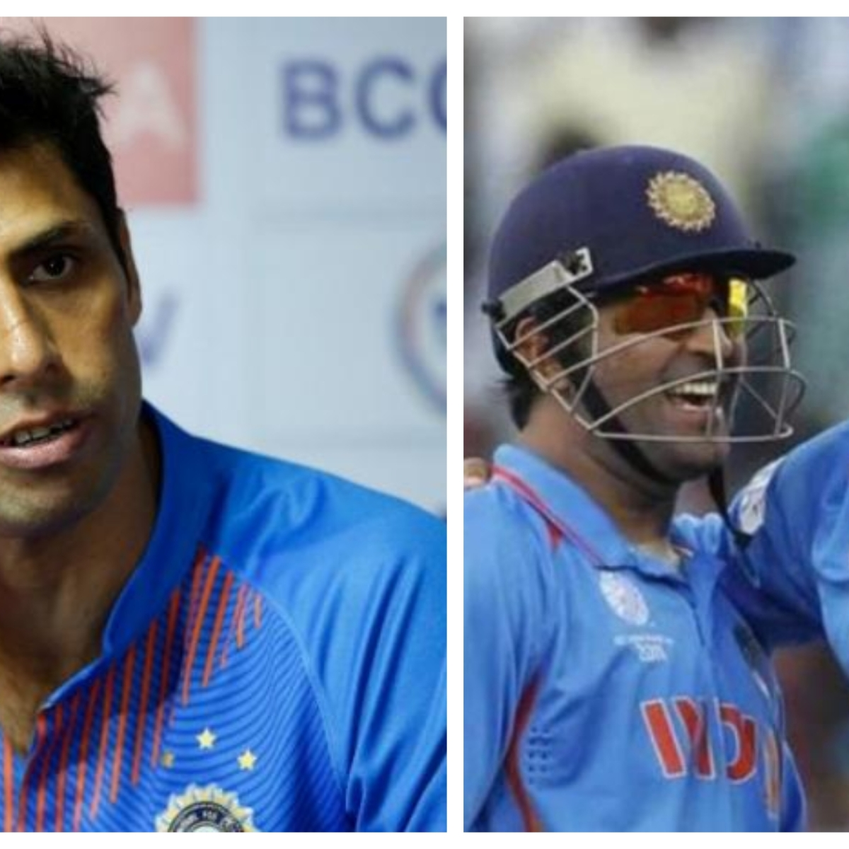 Ashish Nehra feels Yuvraj Singh's performance was impeccable under MS Dhoni