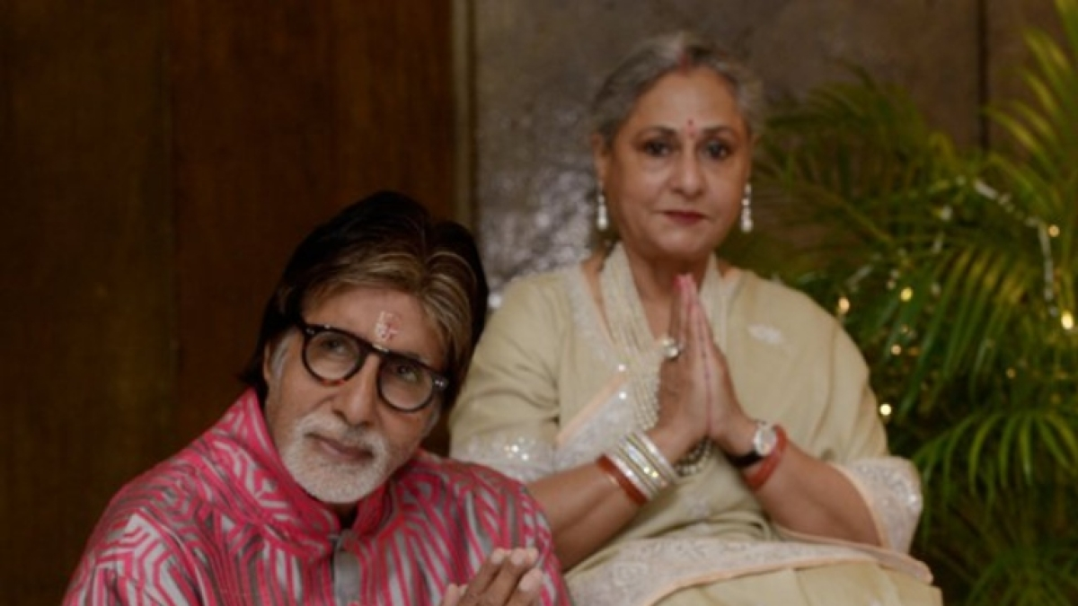 Amitabh Bachchan thanks fans for wishing his wife Jaya on 72nd birthday