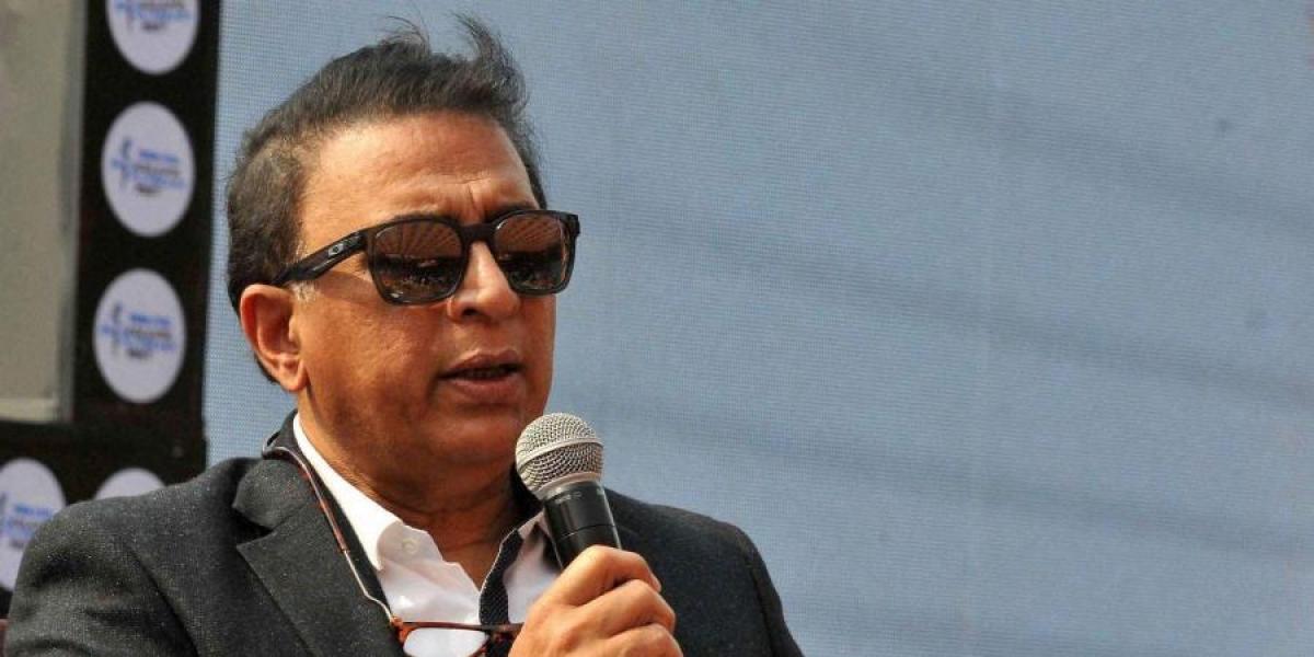 Sunil Gavaskar pledges to donate Rs 59 lakh to combat coronavirus pandemic