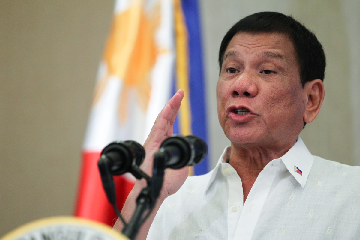 'My soldiers shoot you': Philippines President Duterte asks military to shoot quarantine violators