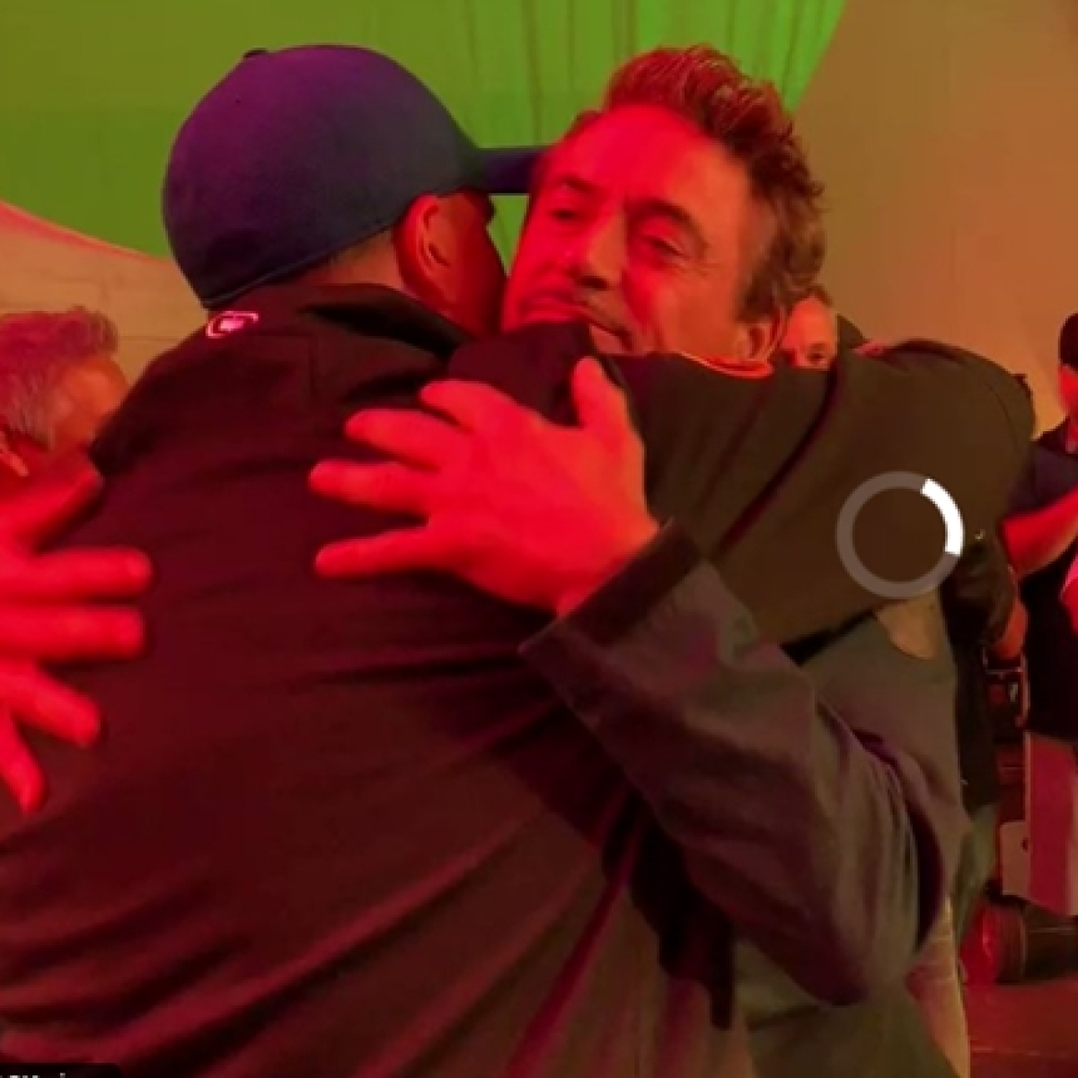 Avengers Assemble: Russo Brothers share unseen last day footage of Chris Evans as 'Captain America', Robert Downey Jr as 'Iron Man'
