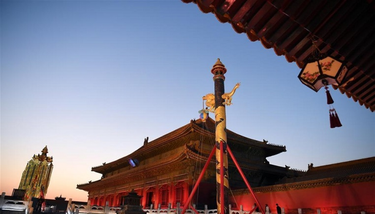 China's Palace Museum to partially reopen from May 1
