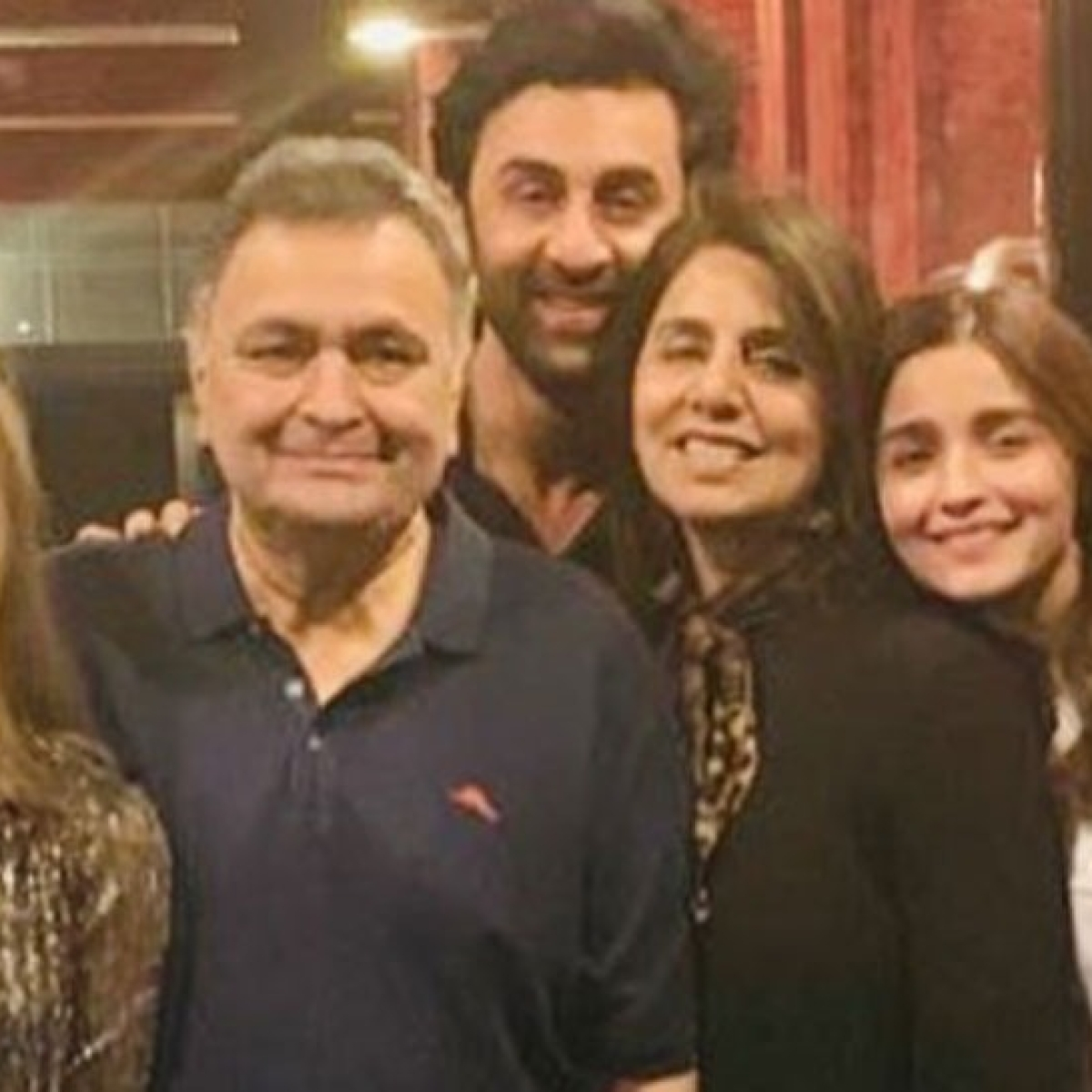 'He kept them entertained till the last': Rishi Kapoor's family reveals how he was the eternal showman