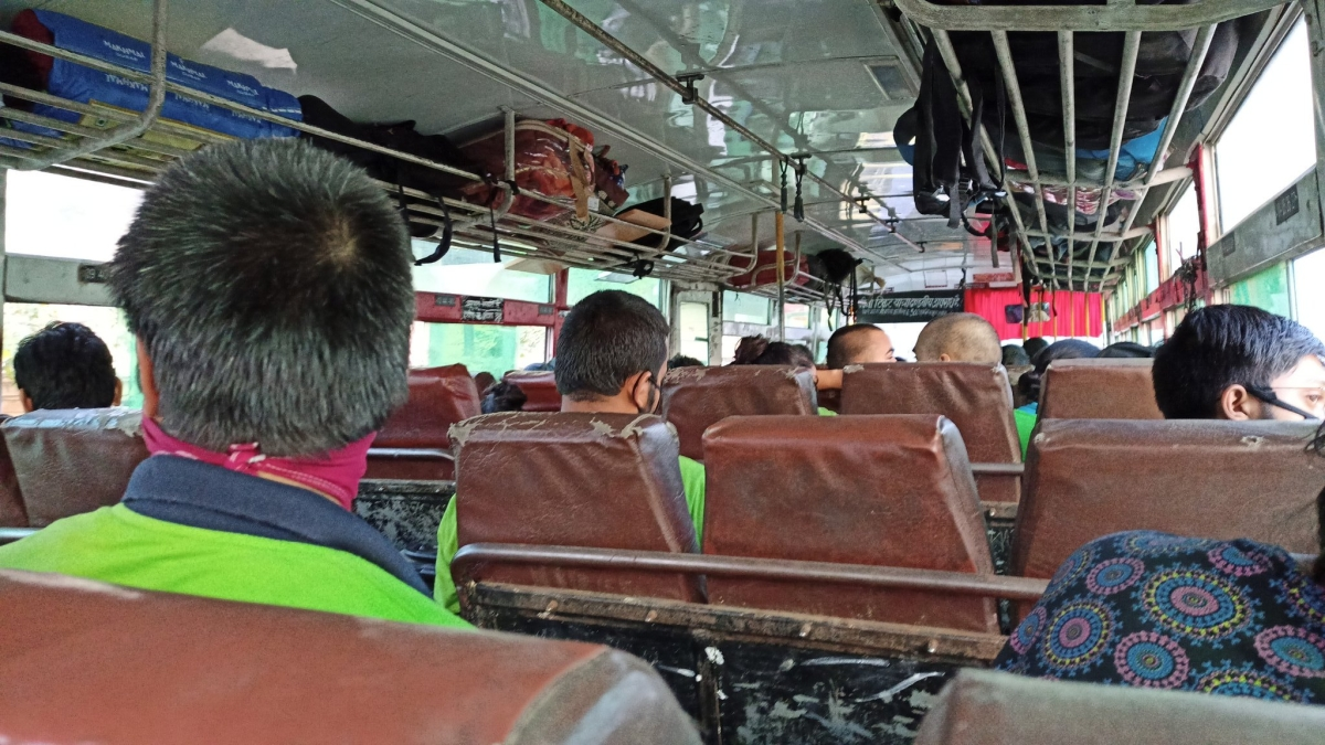 The Uttar Pradesh government had sent 2,000 buses to Kota to evacuate children from the state who were stranded there due to the lockdown.