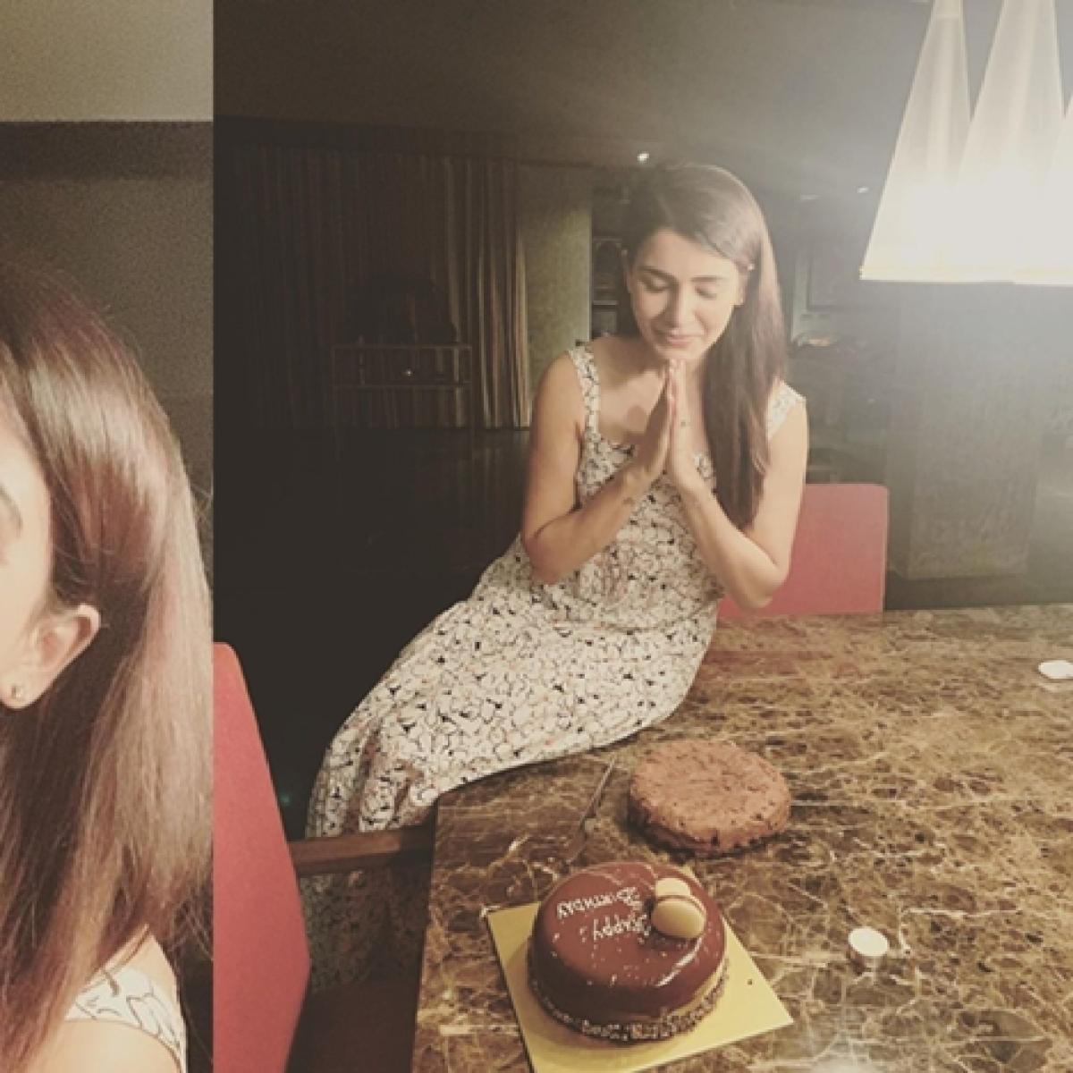 Naga Chaitanya bakes chocolate cake from scratch on Samantha Akkineni's birthday