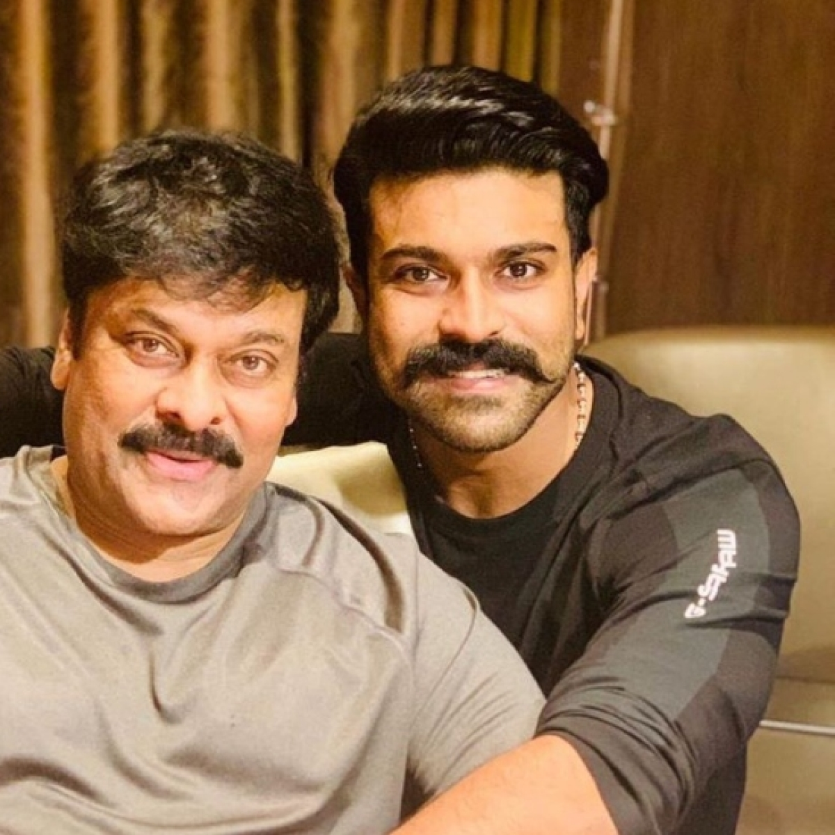#9Baje9Minute: Chiranjeevi, Ram Charan and Nagarjuna urge people to light lamps after PM Modi's appeal
