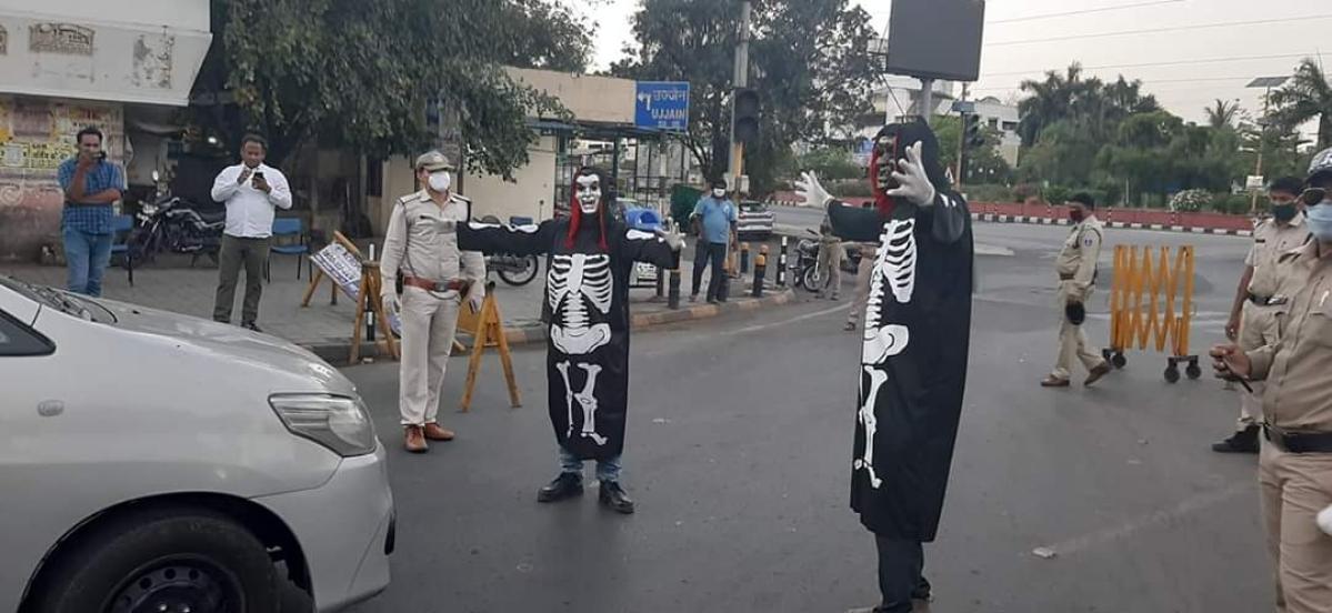 Indore Cops
