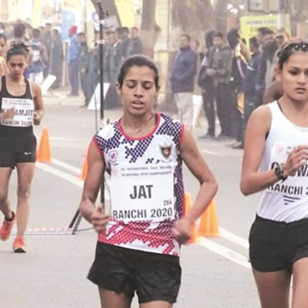 Self-made athlete Bhawana Jat's Olympic dreams have come to a crashing halt and she is disappointed