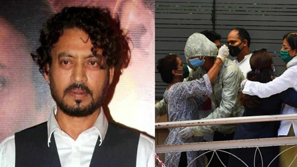 Irrfan Khan death: Actor buried at Versova Kabristan in presence of family and friends
