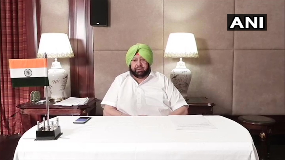 COVID-19: Punjab CM Amarinder Singh announces grant of Rs 10 lakhs to every village to achieve 100% vaccination target