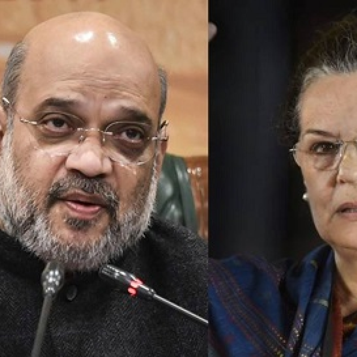 Amid COVID-19 pandemic, Amit Shah surfaces to accuse Congress' 'petty politics'