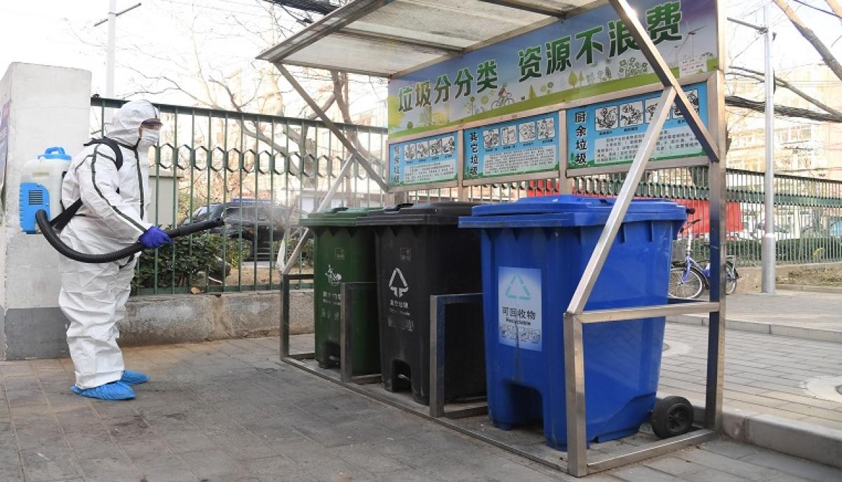 Beijing embraces mandatory garbage sorting
