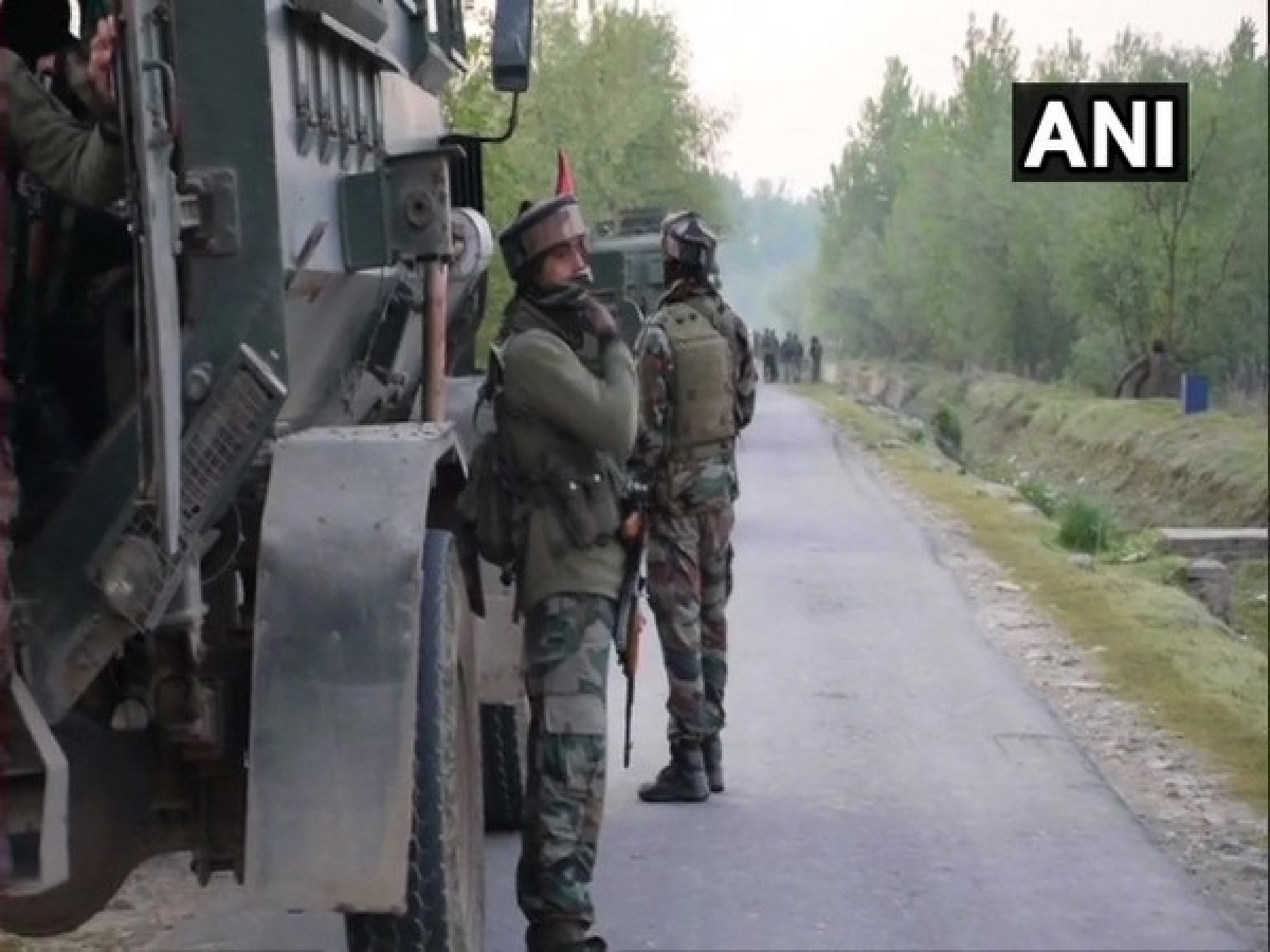 Jammu and Kashmir: Encounter breaks out between security forces, militants in Pulwama
