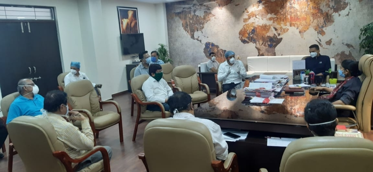 Madhya Pradesh: Ratlam may soon be Covid-19 free district