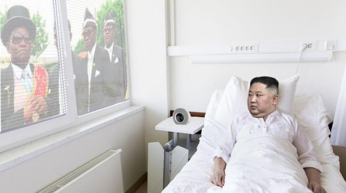 Twitter goes berserk over Kim Jong Un being critical: The best memes and jokes including Ghanaian pallbearers