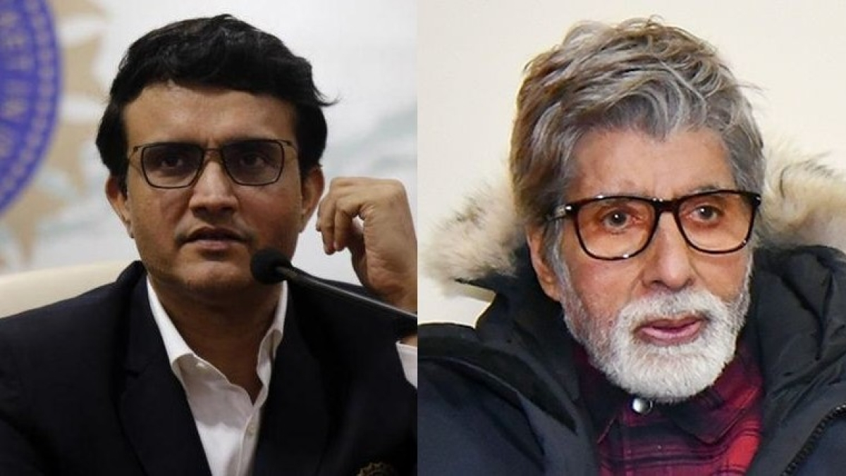NASA satellite pics from space? Sourav Ganguly and Amitabh Bachchan fall for fake WhatsApp forwards