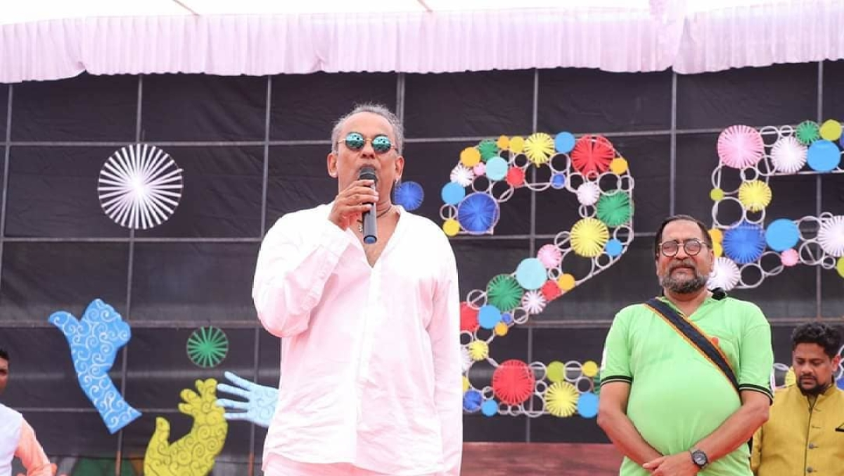 Goan popstar Remo Fernandes' new COVID-19 song takes dig at 'othering' of communities