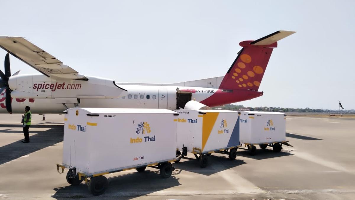 'Air cargo industries facing severe capacity crunch'
