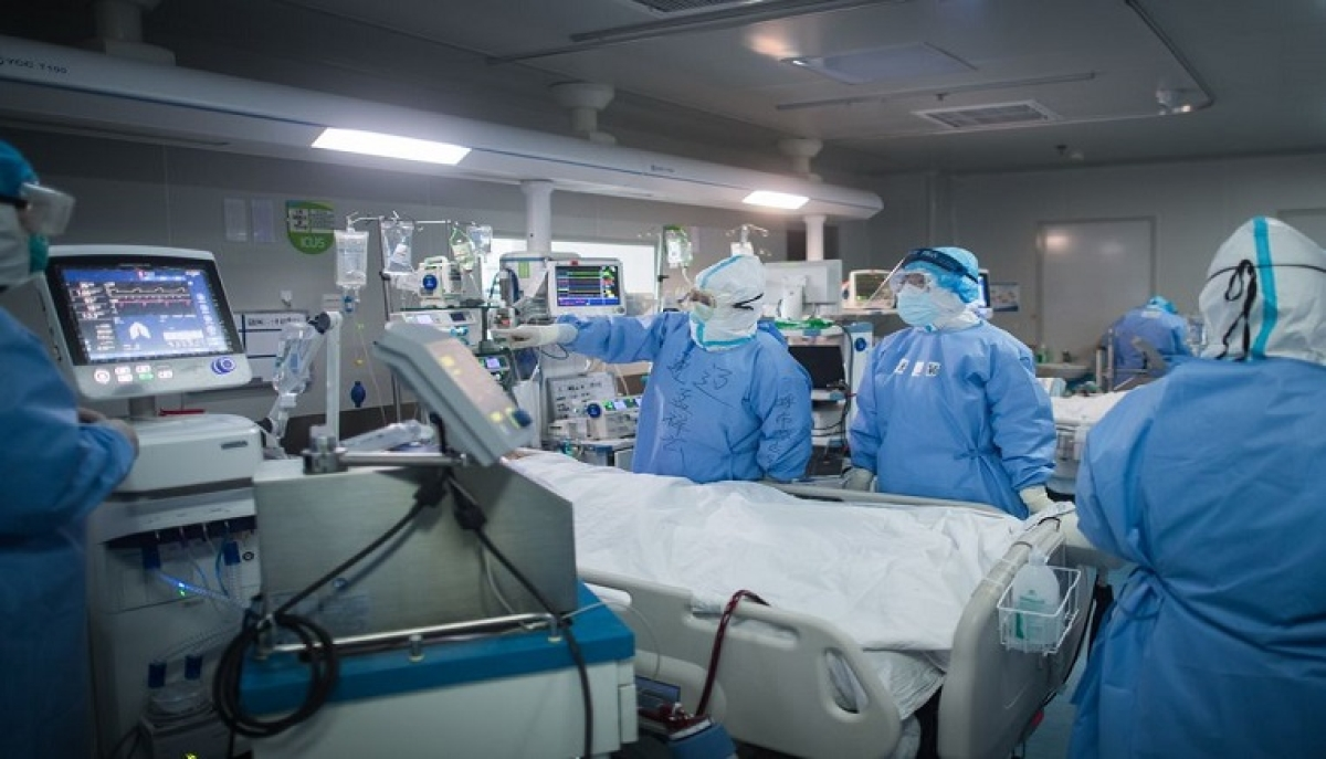 African, Chinese healthcare experts share experiences in containing COVID-19