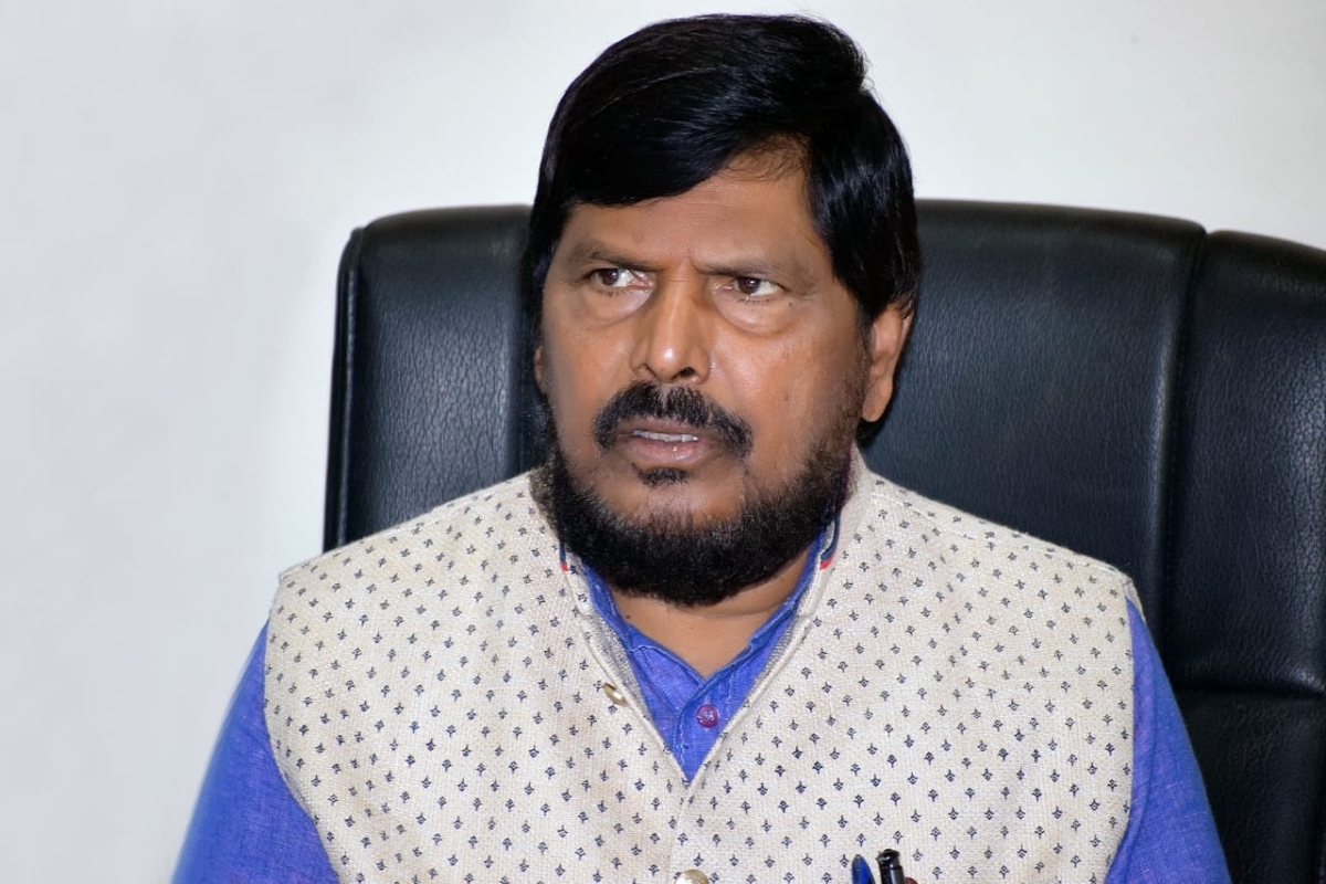 After 'Go Corona, Corona Go', Ramdas Athawale gives new slogan to fight coronavirus pandemic