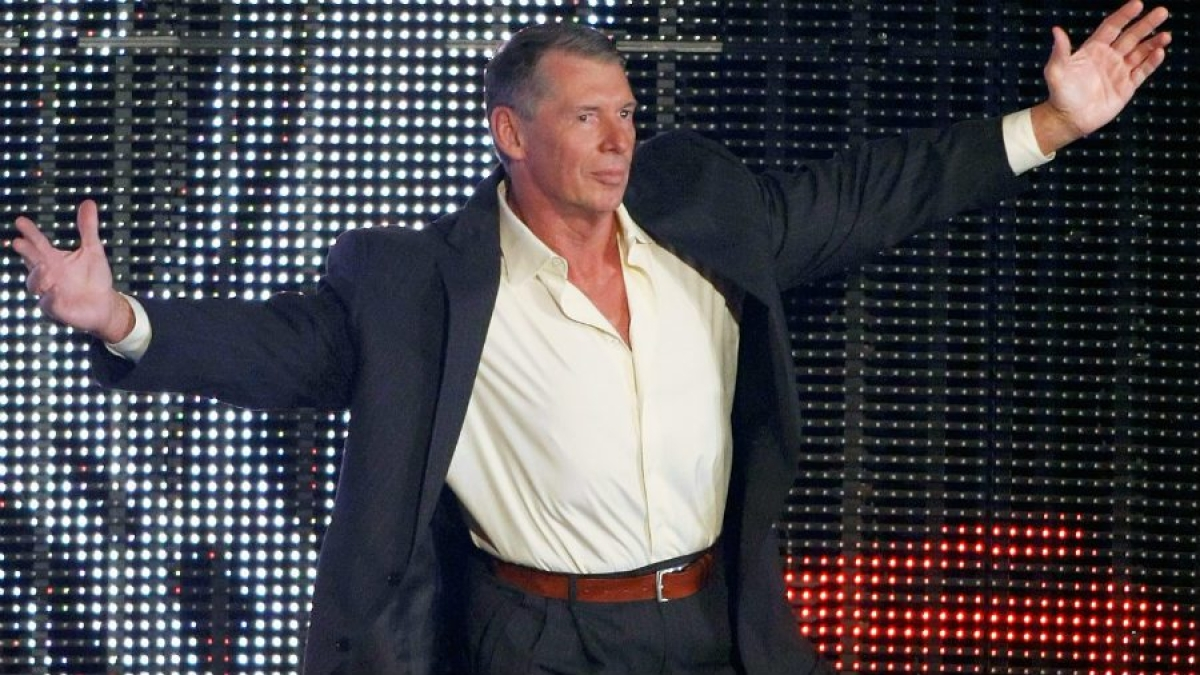 Trump's chose one: 'The great' Vince McMahon is here to revive US economy