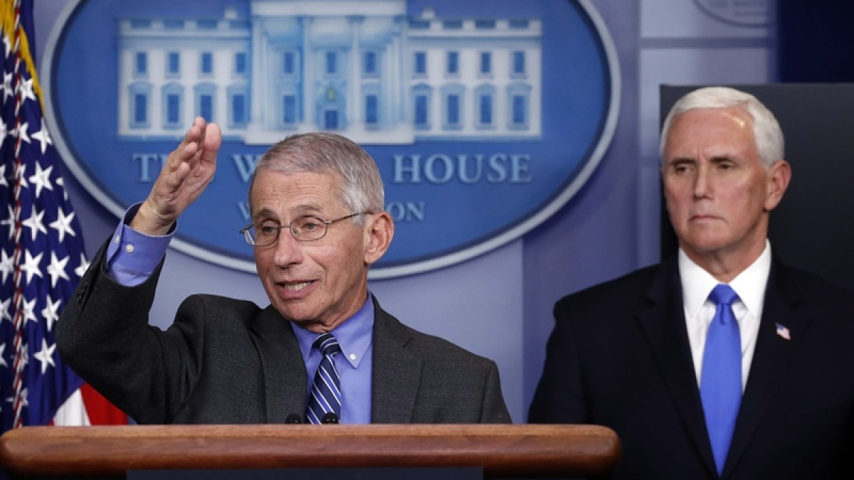 Coronavirus update: Italy's top hospital wants to hire Dr. Anthony Fauci