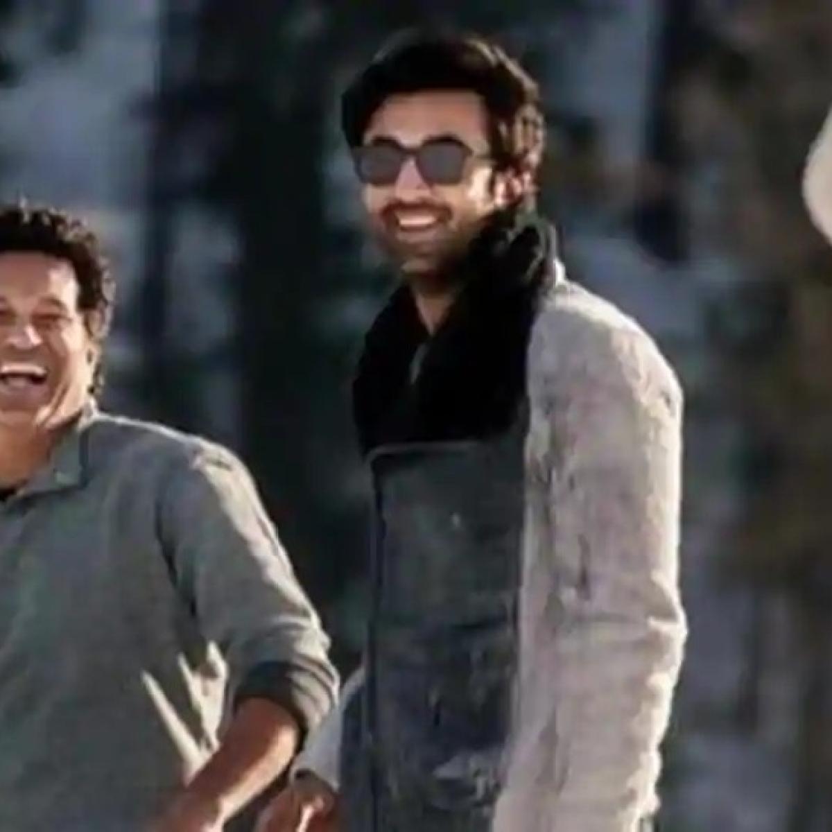 Neetu Kapoor wants Ranbir, Sachin Tendulkar to 'knock all sickness, viruses out of this planet' with their bats