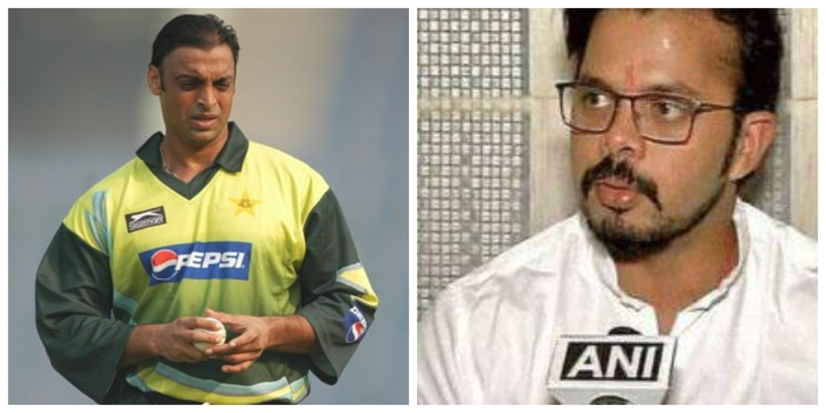 S Sreesanth not in favour of Indo-Pak cricket series suggested by Shoaib Akhtar