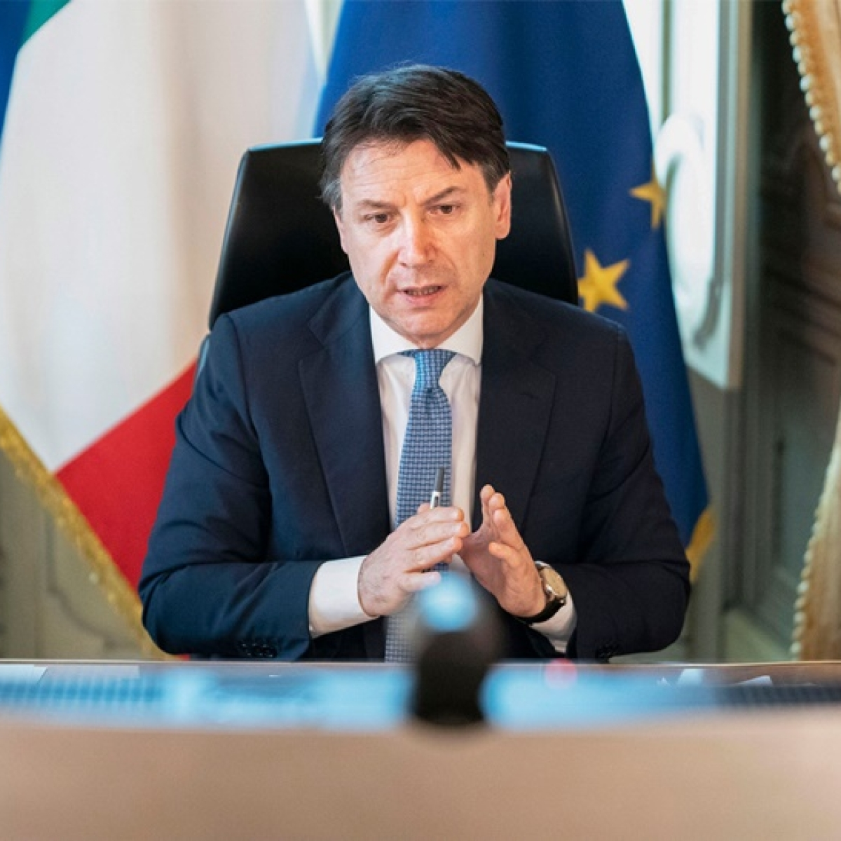 Italian PM Giuseppe Conte announces plan to ease coronavirus lockdown