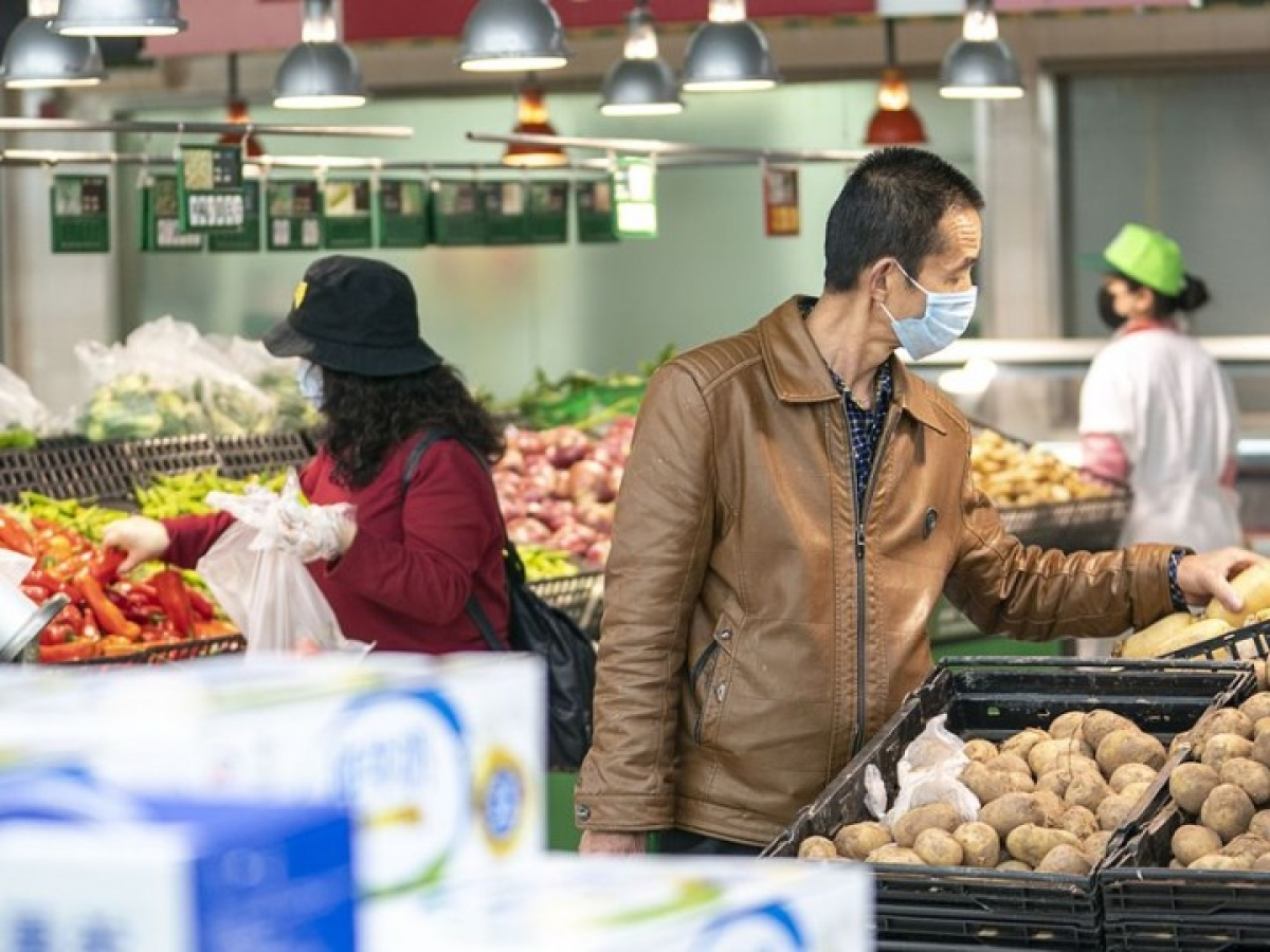 Consumer inflation eases in China; factory prices drop