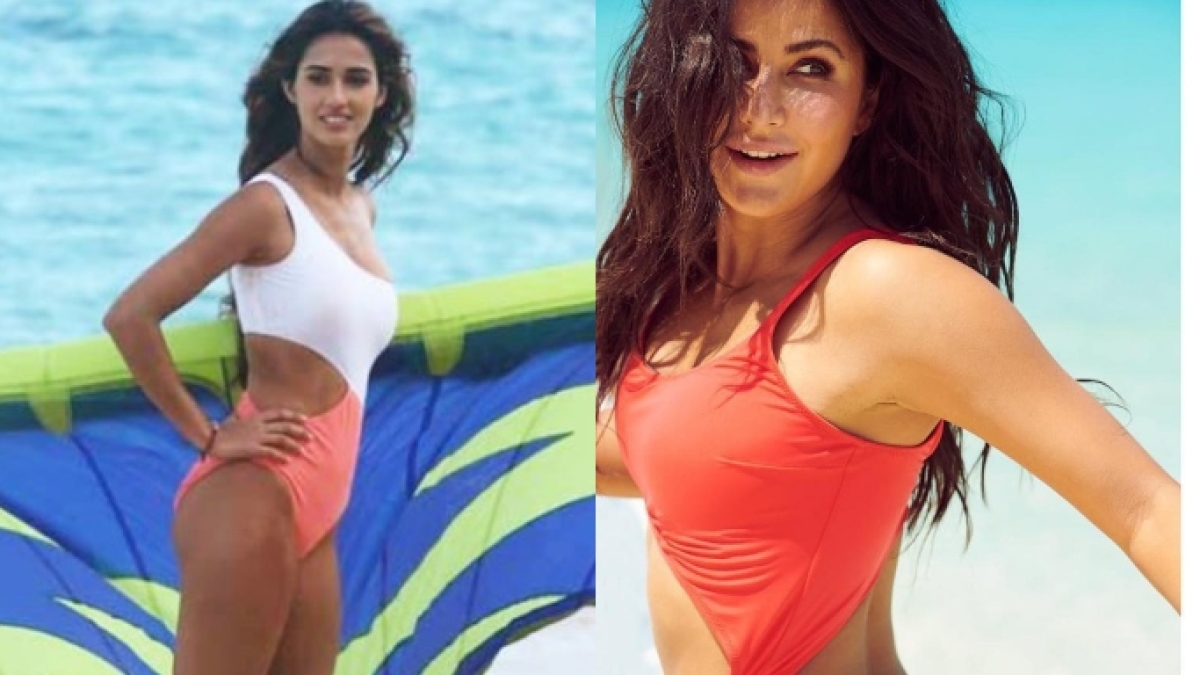 Disha Patani or Katrina Kaif - who wore the sexy cut out monokini