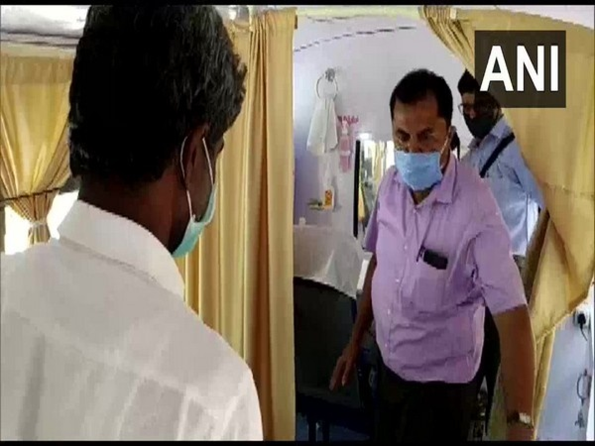 KSRTC converts bus into Mobile Fever Clinic